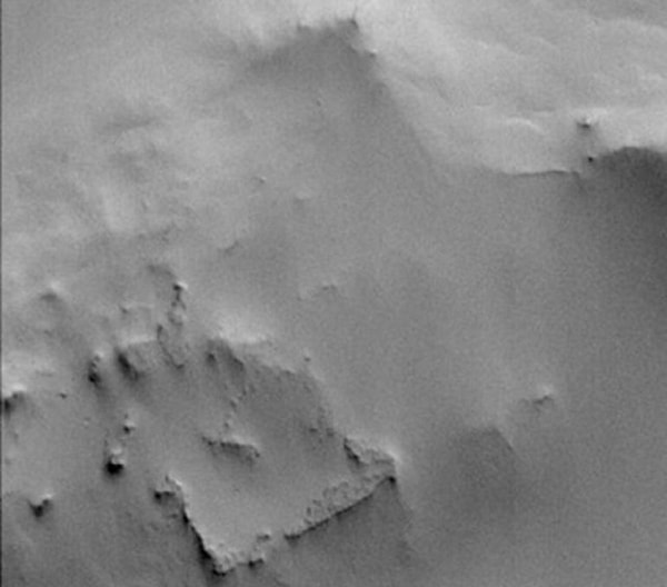 фундамент здания на марсе