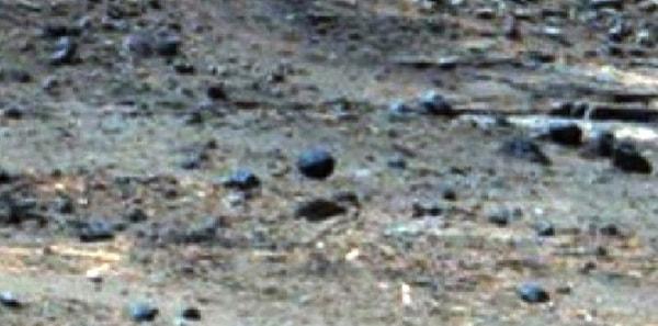 летающая сфера на марсе