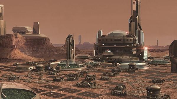 марсианское правительство