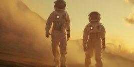 первые слова человека на марсе