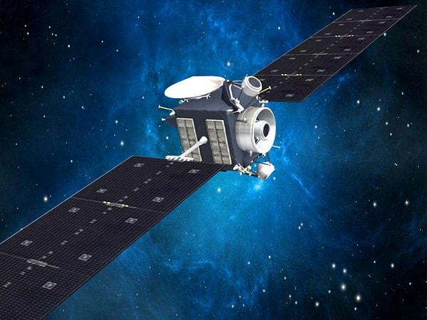 Dawn космический аппарат