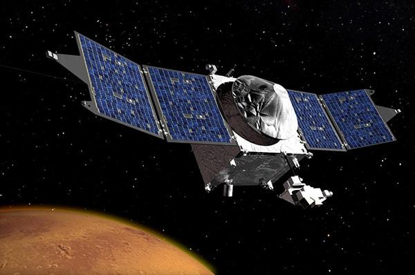 MAVEN орбитальный зонд