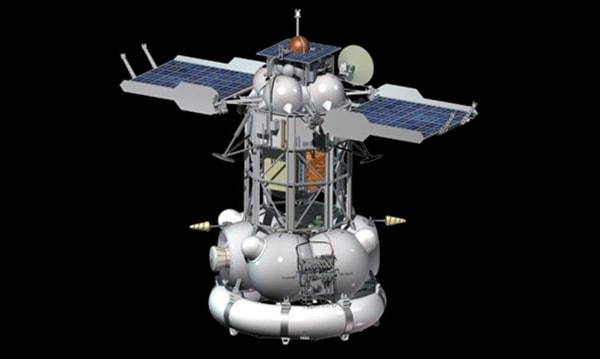 Фобос грунт космический аппарат