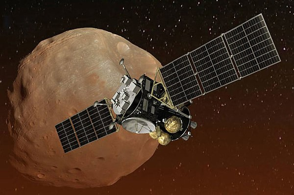 moons exploration
