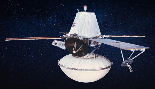 викинг орбитальный аппарат