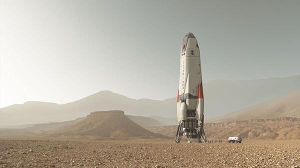 цель полета к марсу