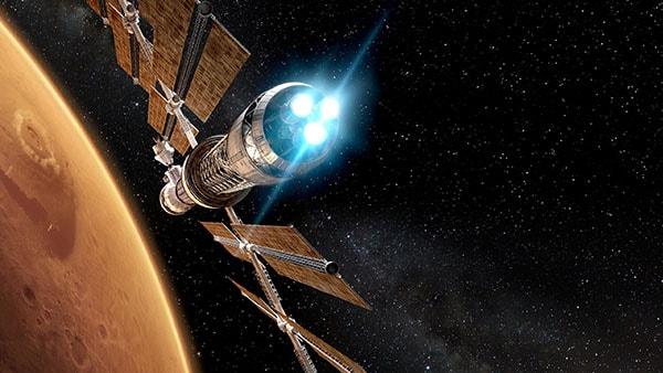 полёт к марсу
