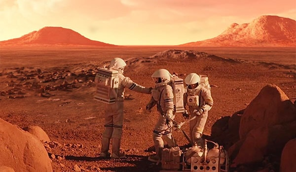 секретные миссии на марс