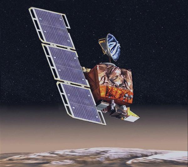 орбитальный аппарат