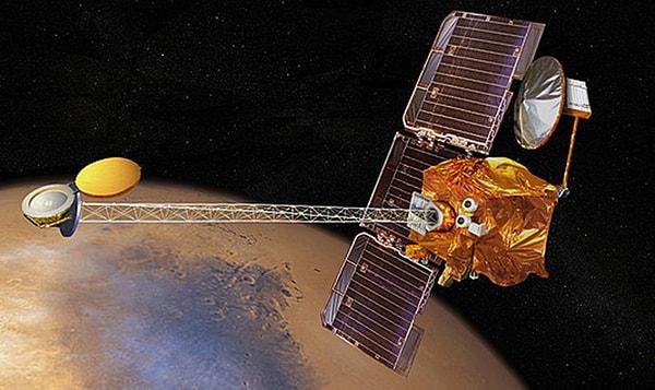 марс одиссей космический корабль