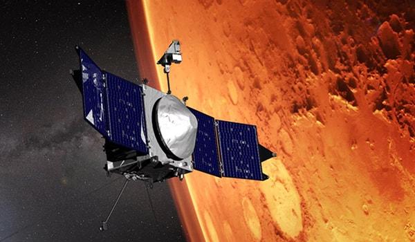 maven космический аппарат