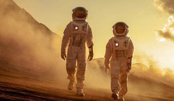 Роль космического скафандра на Марсе